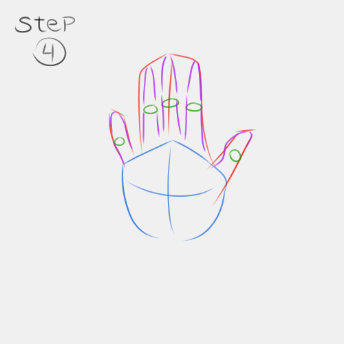 Anime Hands 4