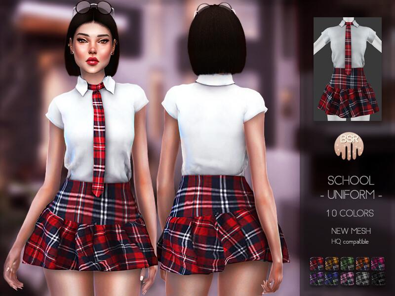 School Uniform Bd99