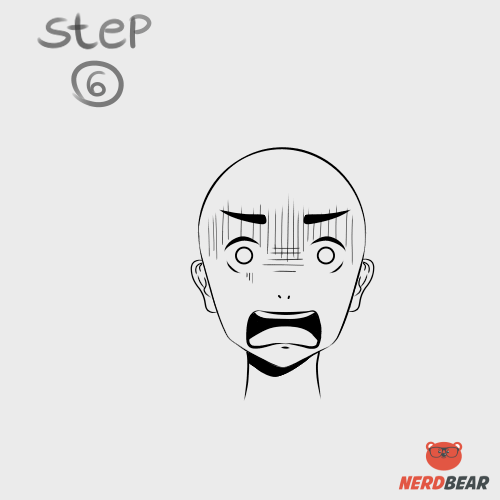 Shocked Anime Face 6