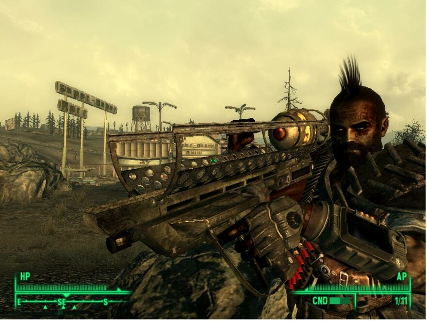 Fallout 3 Redesigned