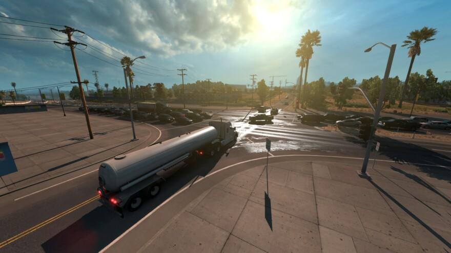 Dp's Realistic Traffic