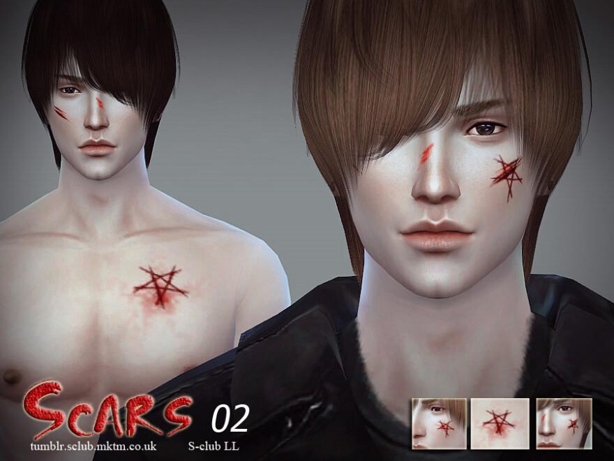 S Club Ll Ts4 Scars 02