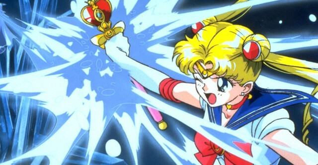 Sailor Moon S Movie Hearts In Ice