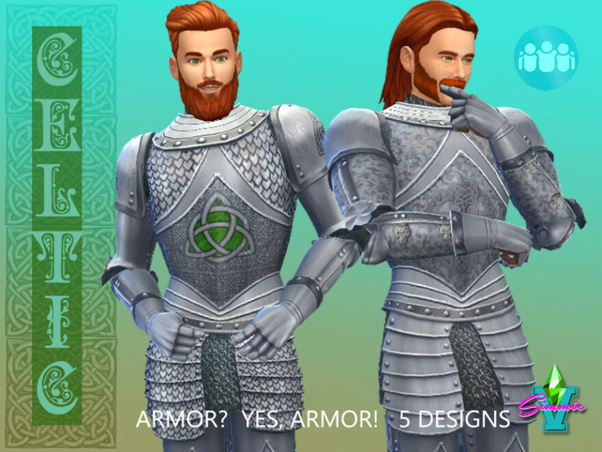 Simmiev Celtic Armor