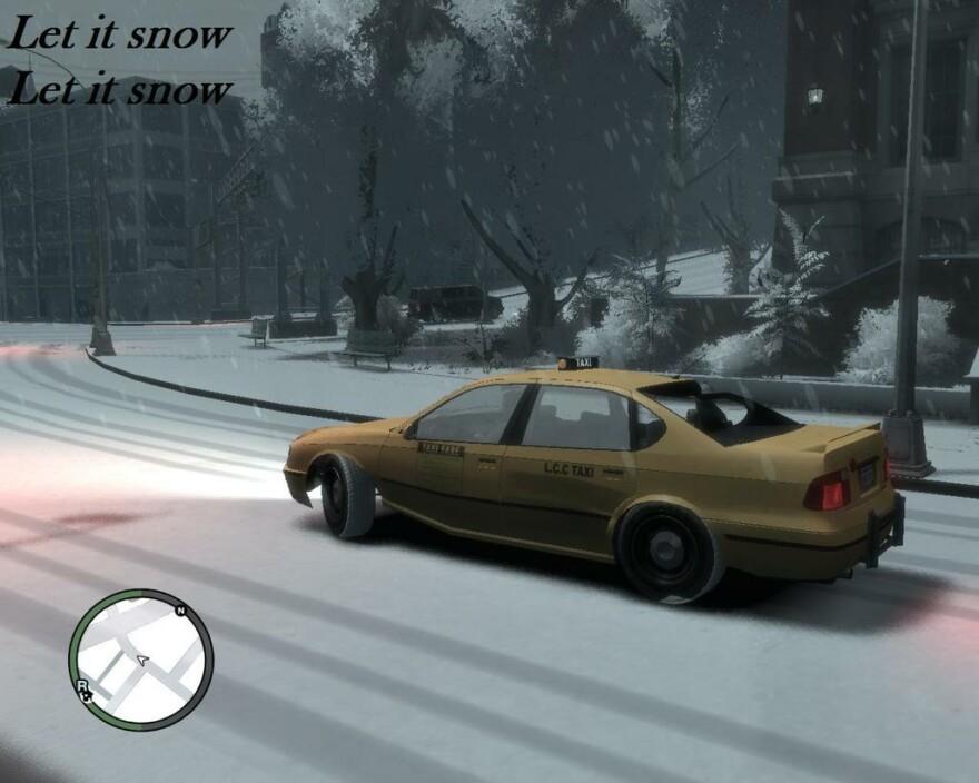 Snow Mod