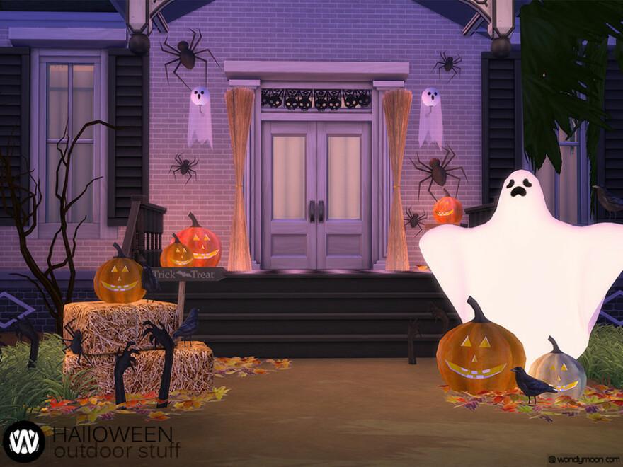Halloween Outdoor Stuff