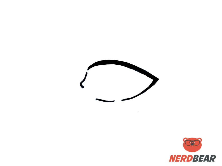 How To Draw Realistic Anime Eyes 2