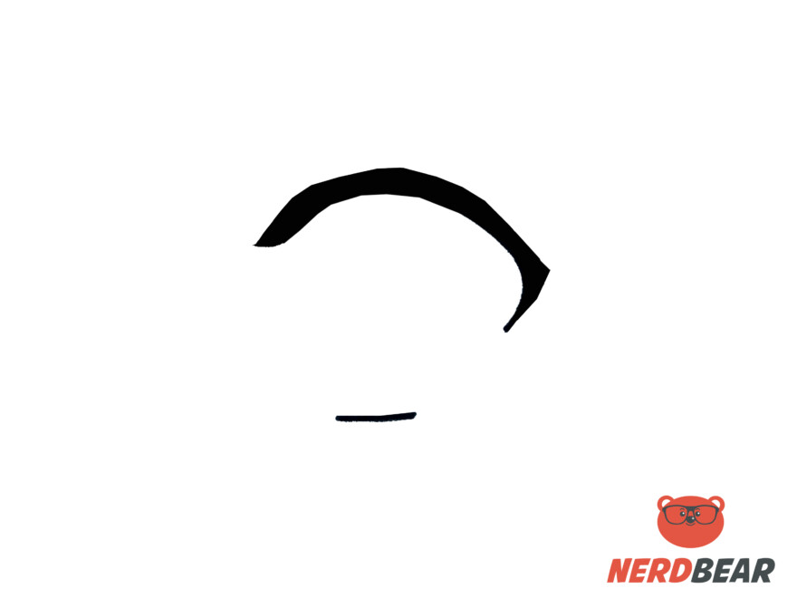 How To Draw Side Profile For Big Anime Eyes 1
