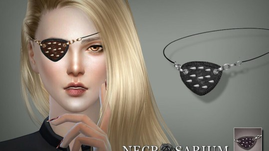 Rivet Eyepatch
