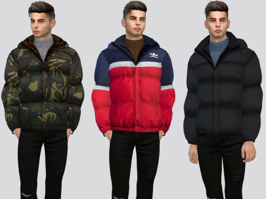 Urban Puffer Jackets