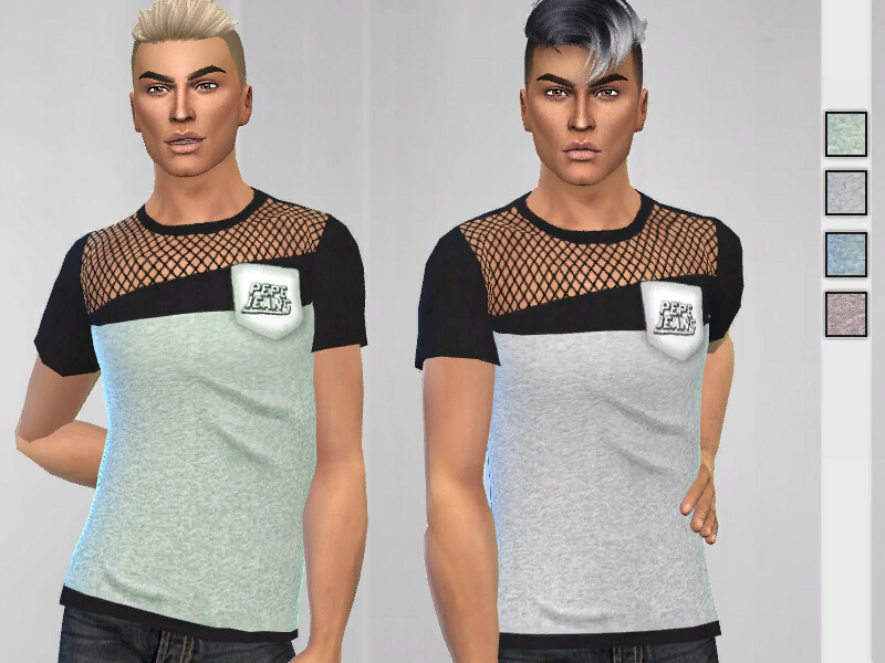 Urban Top T Shirt For Males