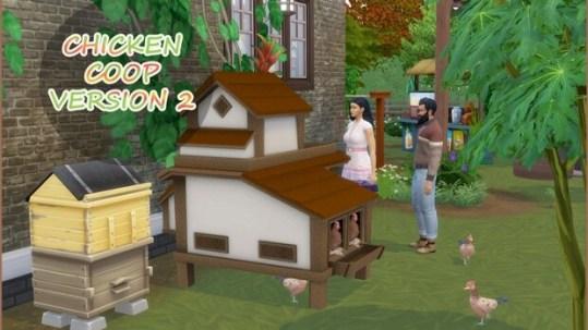 Functional Chicken Coop