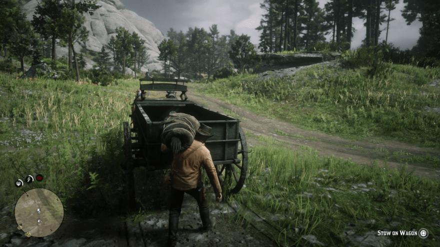 Hunting Wagon