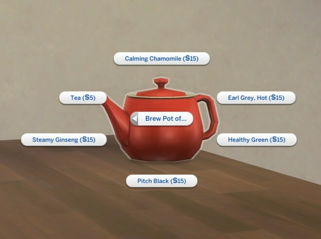 Off The Grid Teapot