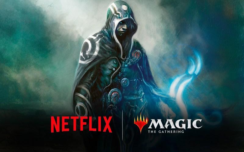 Risultati immagini per magic netflix