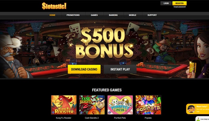 Great No Deposit Bonus Casinos 2020