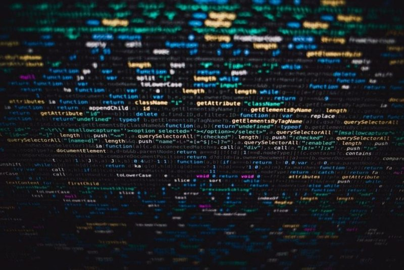 artificial intelligence, codes, developing