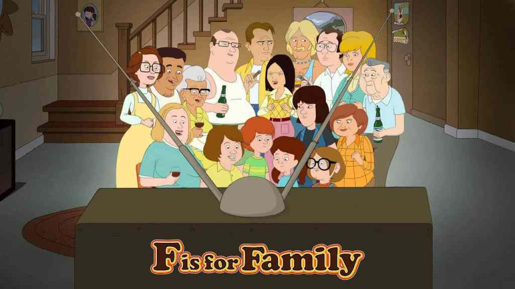 F is for Family (Netflix 2015-2021)