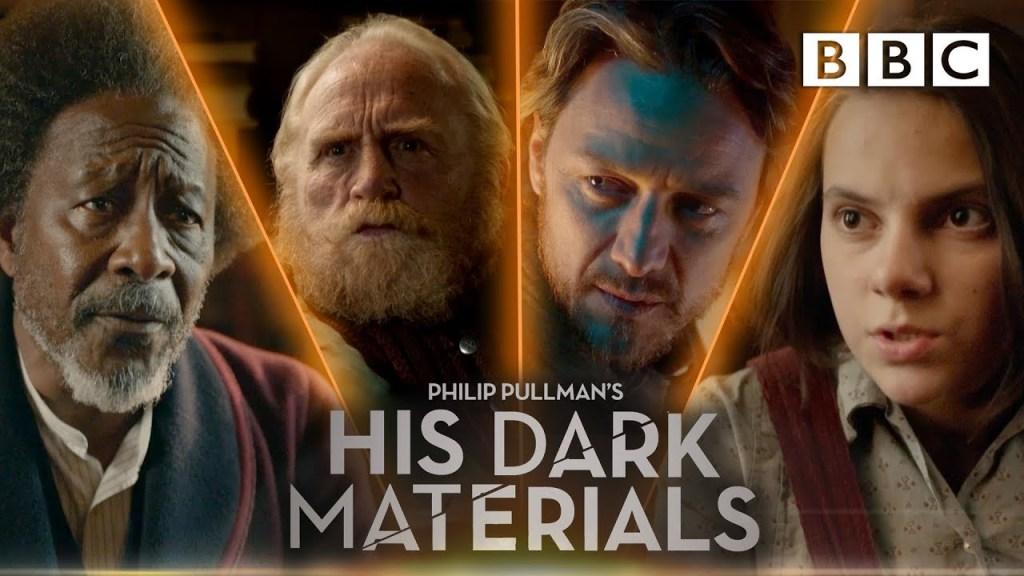 His Dark Materials (HBO/BBC 2019-2021)