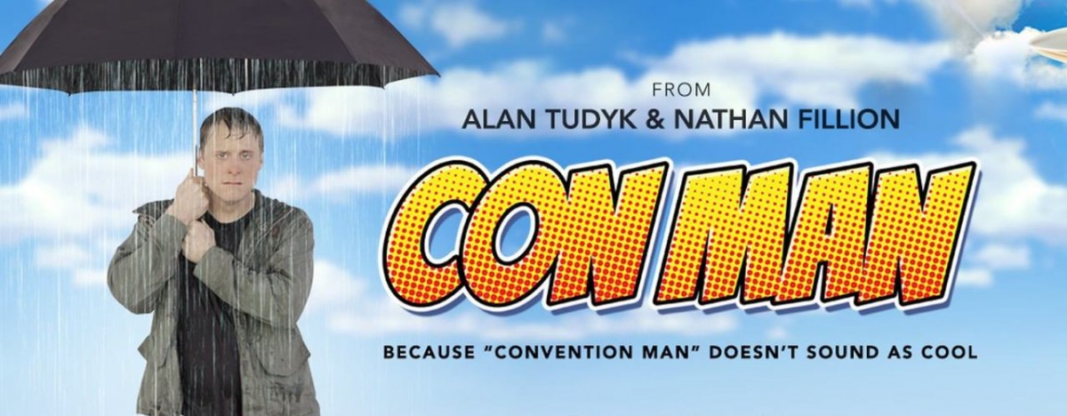 Nerdeek Life Con-Man Fan Expo 2017: Alan Tudyk On Con Man, Voice Work, And Loving His Fans Conventions Cosplay Gaming Horror Nerdeek Life Sci-fi