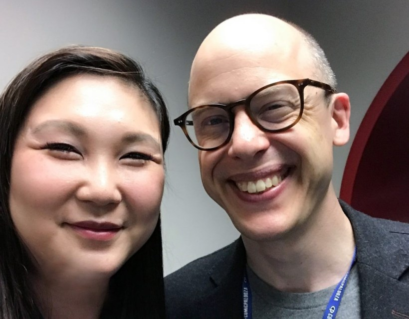 Comicpalooza 2017 Lev Grossman Interview