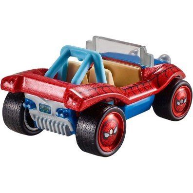 Nerdeek Life Mattel-Hot-Wheels-San-Diego-Comic-Con-exclusive-Spider-Mobile-sdcc-2017-exclusive-1 Mattel Offers Up Some San Diego Comic-Con 2017 Exclusives Conventions
