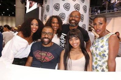 Black Lightning SDCC 5