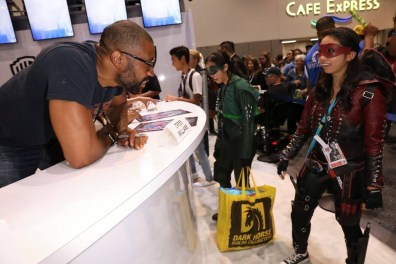 Black Lightning SDCC 6