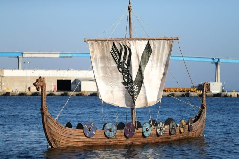 Nerdeek Life 820578310 The History Channel Actually Held a Viking Funeral at Comic Con Conventions