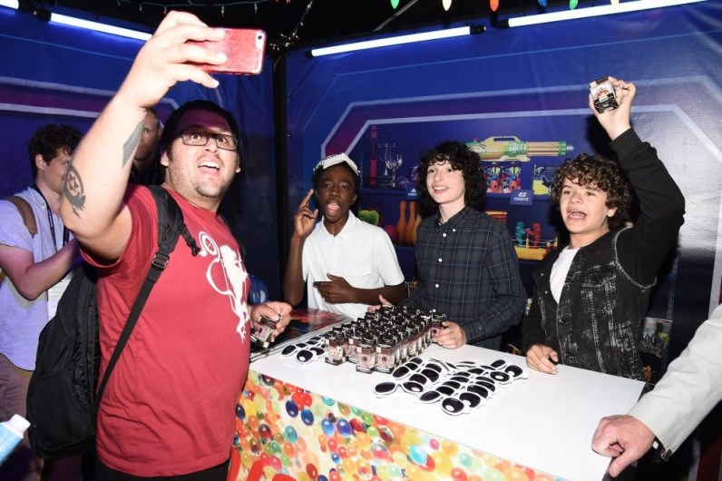 Nerdeek Life DS1_1257 The Stranger Things Cast Made Fans' Day at The Netflix Experience Conventions