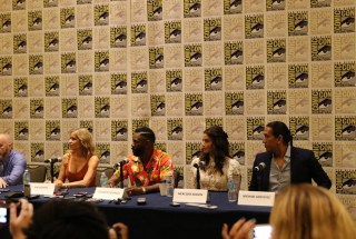 Nerdeek Life JK3A9077 Five Facts We Learned in the 'Fear the Walking Dead' Press Conference! Convention Reviews Conventions Cosplay Horror