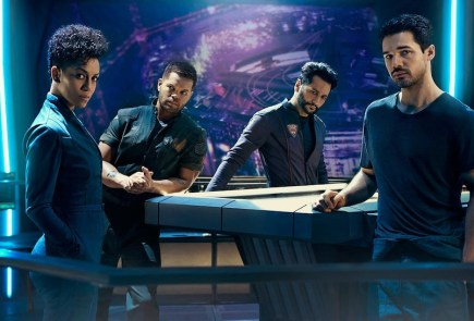 Nerdeek Life The-Expanse-SDCC Syfy's The Expanse Stops On Earth At SDCC 2017 Conventions