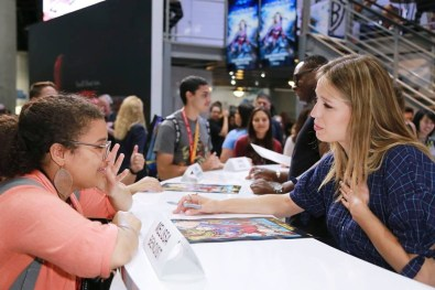 Nerdeek Life s12 One Thing is For Sure, Supergirl is No Mistake Conventions