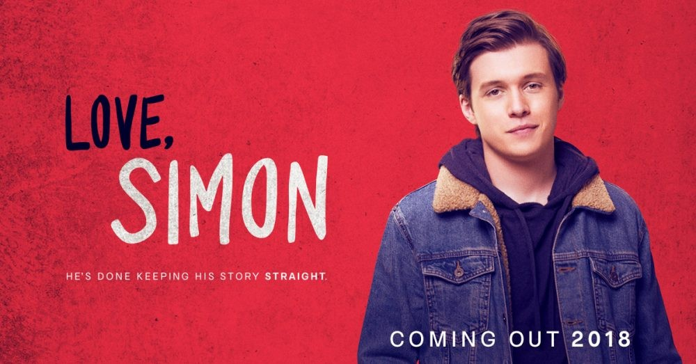 Nerdeek Life Love-Simon-Trailer-Poster Movies After Dark: The Explosive Avengers: Infinity War Trailer, the Love, Simon Trailer, Find Out Disney's New Mulan, and more!! Movie News Nerdeek Life