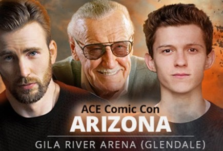 Nerdeek Life ACE_Universe_Stan_Lee_Chris_Evans_Tom_Holland Ace Comic Con Arizona 2018: Guest and Panel Roundup Conventions Nerdeek Life