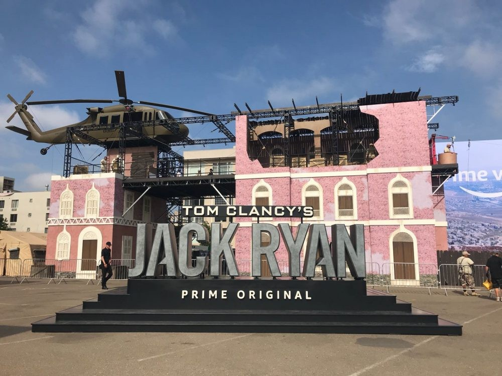 Nerdeek Life Jack-Ryan-Fan-Experience-2 Tom Clancy's Jack Ryan Fan Experience at San Diego Comic Con Conventions