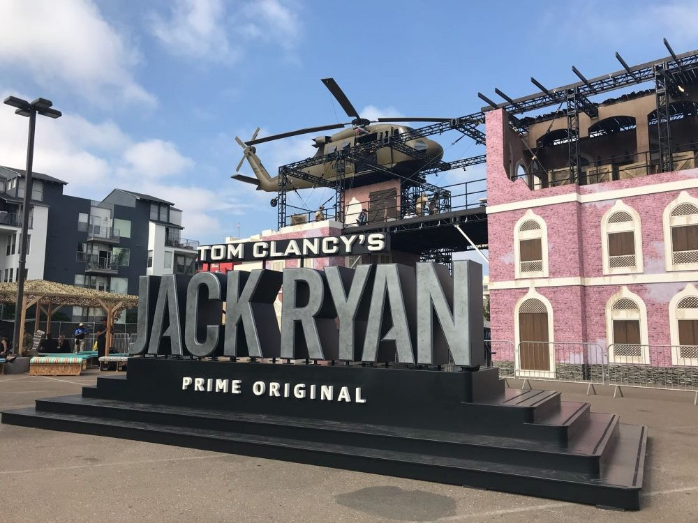 Nerdeek Life Jack-Ryan-Fan-Experience-3 Tom Clancy's Jack Ryan Fan Experience at San Diego Comic Con Conventions