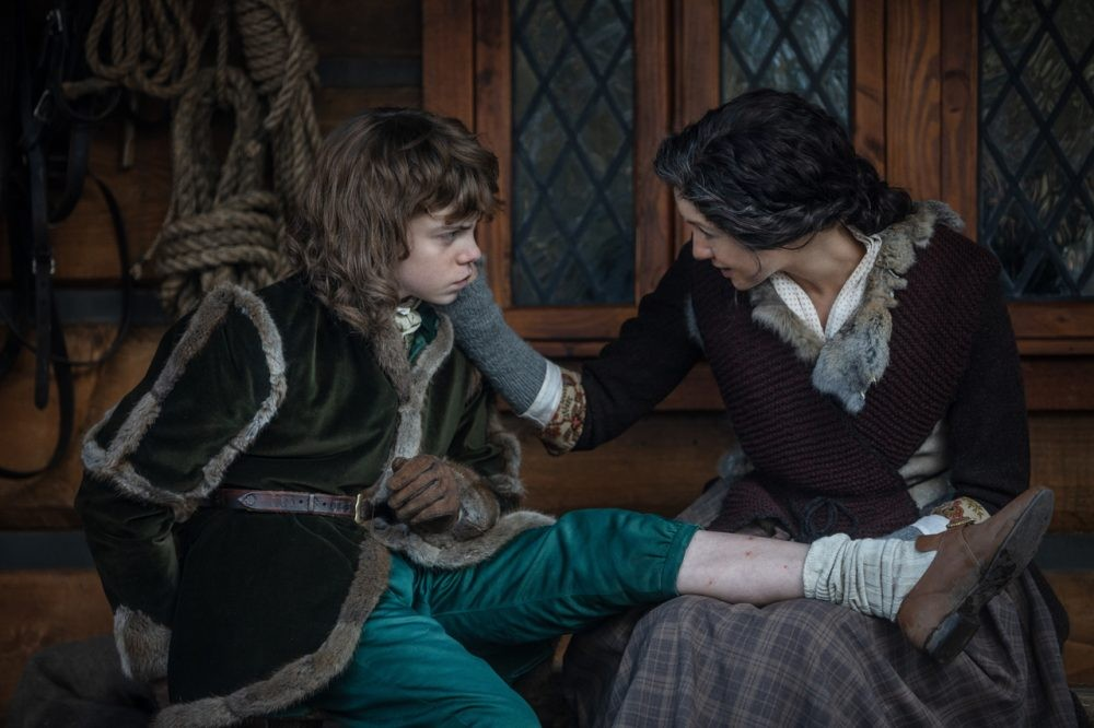 "Nerdeek Life Outlander-4x06-9 ""Blood of my Blood"" brings Jamie's blood to his front door Nerdeek Life Roundtables"