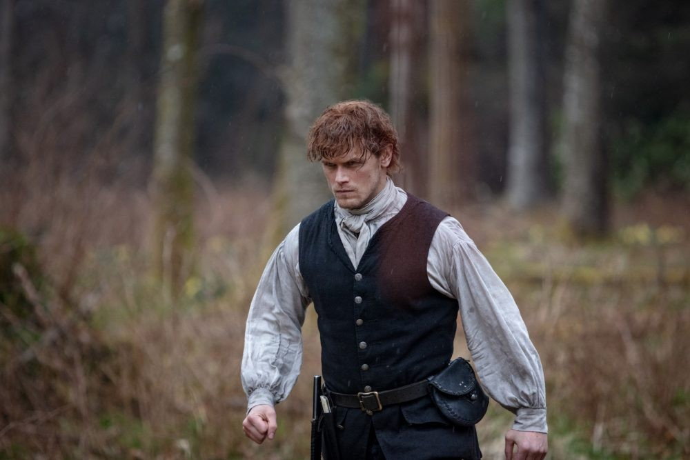 "Nerdeek Life Outlander-4x09-8 We're learning about the ""Birds and the Bees"" on this week's Outlander Nerdeek Life Roundtables"