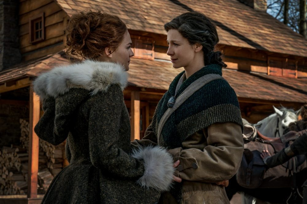 "Nerdeek Life Outlander-4x10-19 ""The Deep Heart's Core"" rips our hearts out on this week's Outlander Nerdeek Life Roundtables"