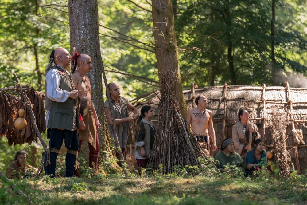 "Nerdeek Life Outlander-4x11-6 Did ""If Not For Hope"" leave us hoping for more on this week's Outlander? Nerdeek Life Roundtables"