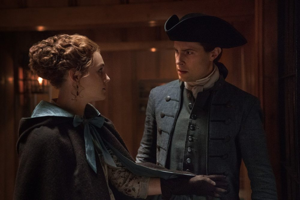 """Nerdeek Life Outlander-4x12-12 Was it """"Providence"""" for Roger and our Roundtable on this week's Outlander? Nerdeek Life Roundtables"""