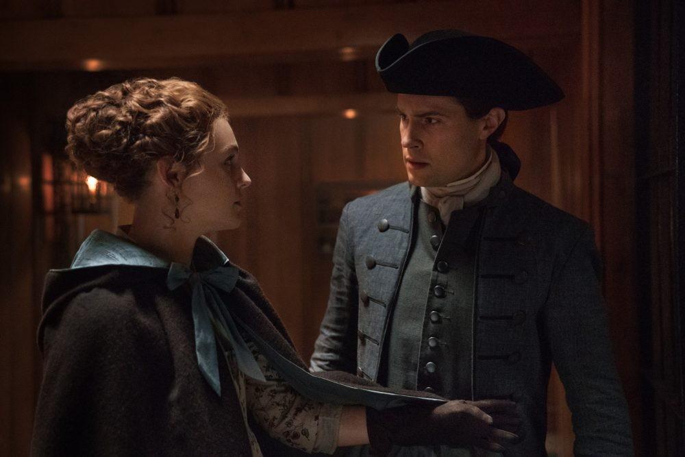 Outlander Brianna Lord John