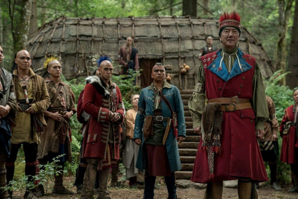 Outlander Mohawk