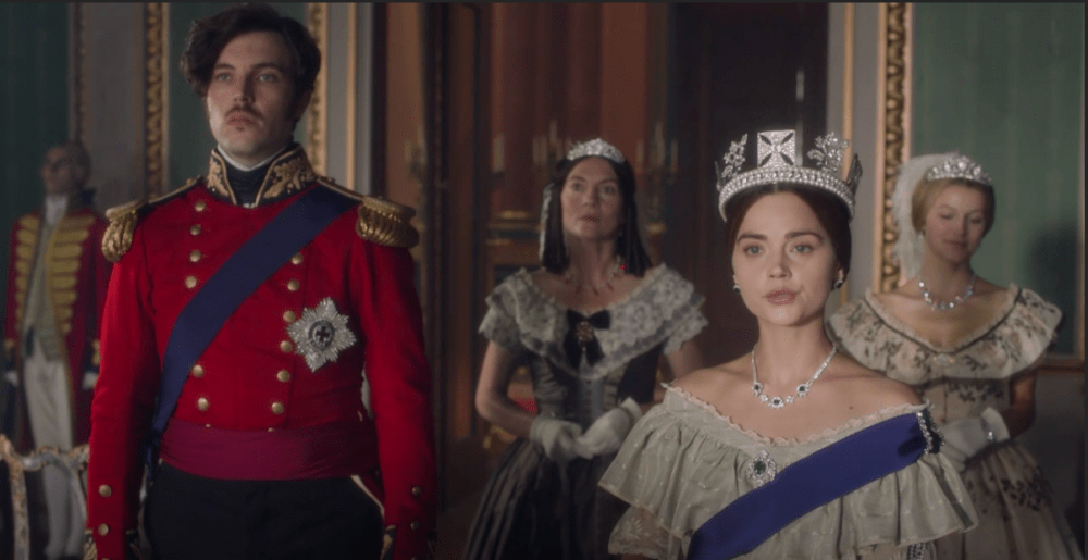 """Nerdeek Life Victoria-3x01-02 Victoria  Season 3's premiere """"Uneasy Lies the Head that Wears the Crown"""" makes our roundtable feel anxious Reviews Roundtables"""