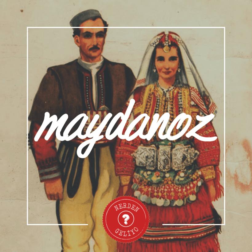 """""""Maydanoz"""" NerdenGeliyo?"""