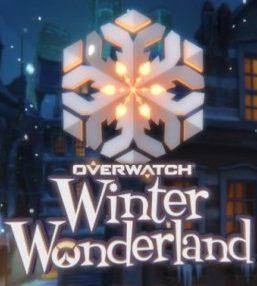 Overwatch Christmas 2019.Christmas Comes Early Overwatch Winter Wonderland Nerd