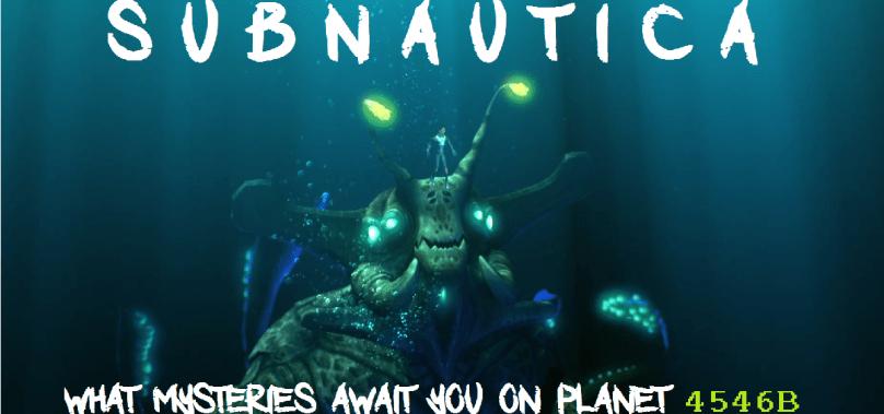 Subnautica: Beautiful and Terrifying