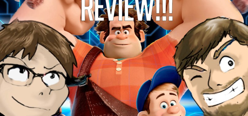 NEH Podcast: Wreck-It Ralph 2 Review