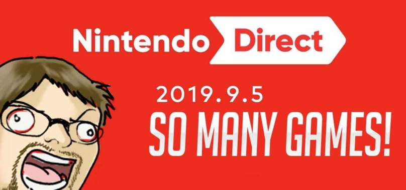NEH Podcast: Nintendo Direct Talk